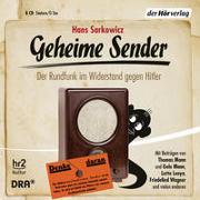 Cover-Bild zu Geheime Sender von Sarkowicz, Hans