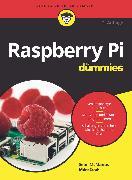 Cover-Bild zu eBook Raspberry Pi für Dummies