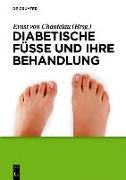 Cover-Bild zu eBook Diabetische Füße und ihre Behandlung