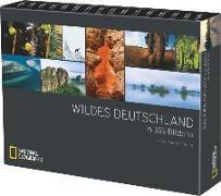 Cover-Bild zu Wildes Deutschland in 365 Bildern