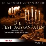 Cover-Bild zu Die Festtagskantaten - Vol.2