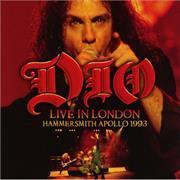 Cover-Bild zu Live in London-Hammersmith Apollo 93