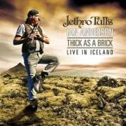 Cover-Bild zu Thick as a Brick - Live in Iceland
