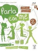 Cover-Bild zu Parla con me 2. Guida per l'insegnante - Lehrerhandbuch