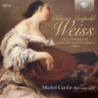 Cover-Bild zu Silvius Leopold Weiss - The Complete London Manuscript
