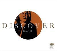 Cover-Bild zu Discover Bach