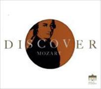Cover-Bild zu Discover Mozart