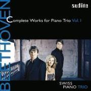 Cover-Bild zu Complete Works for Piano Trio Vol. 1