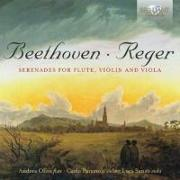 Cover-Bild zu Reger/Beethoven:Serenades