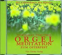 Cover-Bild zu CD: Orgelmeditation zum Osterfest