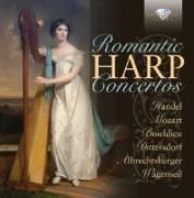 Cover-Bild zu Romantic Harp Concertos