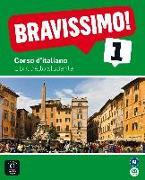 Cover-Bild zu Bravissimo! 1. Libro dello studente mit Audio-CD