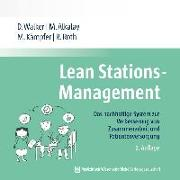Cover-Bild zu eBook Lean Stations-Management