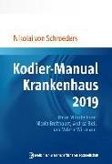 Cover-Bild zu eBook Kodier-Manual Krankenhaus 2019