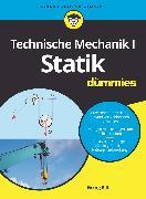 Cover-Bild zu eBook Technische Mechanik I Statik für Dummies