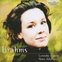 Cover-Bild zu Brahms Lieder