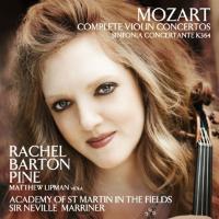 Cover-Bild zu Complete Violin Concertos