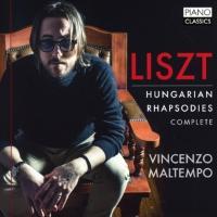Cover-Bild zu Hungarian Rhapsodies 1-19