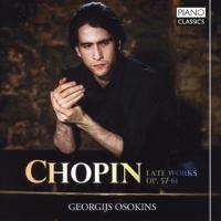Cover-Bild zu Late Piano Works op.57-61
