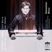 Cover-Bild zu Weber:Complete Works For Clarinet