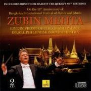 Cover-Bild zu Zubin Mehta Live in Bangok