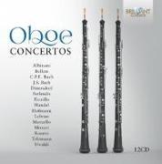 Cover-Bild zu Oboe Concertos, Vol. 1