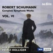 Cover-Bild zu Complete Symphonic Works Vol.VI