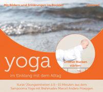Cover-Bild zu Yoga im Einklang mit dem Alltag - Unterer Rücken