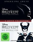 Cover-Bild zu Maleficent - Mächte der Finsternis (2 Movie Coll.) von Stromberg, Robert (Reg.)