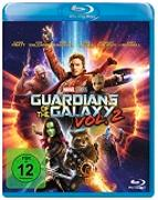 Cover-Bild zu Guardians of the Galaxy - Vol. 2 von Gunn, James (Reg.)