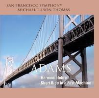 Cover-Bild zu Adams Harmonielehre / Short Ride in a Fast Machine
