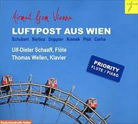 Cover-Bild zu Luftpost Aus Wien-Airmail From Vienna