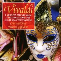 Cover-Bild zu Vivaldi:Il Cimento Op.8