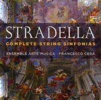 Cover-Bild zu Stradella:Complete String Sinfonias
