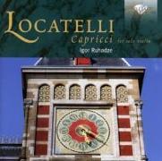 Cover-Bild zu Locatelli:Capriccii