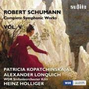 Cover-Bild zu Complete Symphonic Works Vol. V