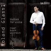 Cover-Bild zu Suiten Für Viola