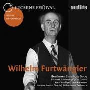 Cover-Bild zu Lucerne Festival - Furtwängler