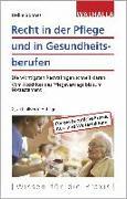 Cover-Bild zu Recht in der Pflege und in Gesundheitsberufen von Bohnes, Heike