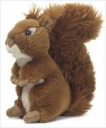 Cover-Bild zu WWF Eichhörnchen (stehend) 15 cm