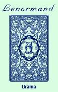 Cover-Bild zu Lenormand Orakelkarten - Blaue Eule