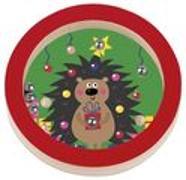 Cover-Bild zu Grosses Holzgeduldspiel Weihnachtsschätze