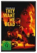 Cover-Bild zu They Want Me Dead von Taylor Sheridan (Reg.)