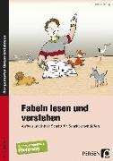 Cover-Bild zu Fabeln lesen und verstehen von Herzog, Marisa
