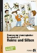 Cover-Bild zu Übungen zur phonologischen Bewusstheit 1. Reime und Silben von Wemmer, Katrin