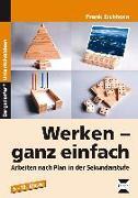 Cover-Bild zu Werken ganz einfach von Eichhorn, Frank