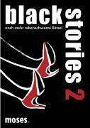 Cover-Bild zu Black Stories 2