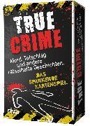 Cover-Bild zu True Crime - Mord, Totschlag und andere rätselhafte Geschichten
