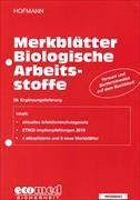 Cover-Bild zu 59. Ergänzungslieferung - Merkblätter Biologische Arbeitsstoffe