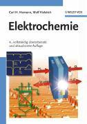 Cover-Bild zu Elektrochemie von Hamann, Carl H.